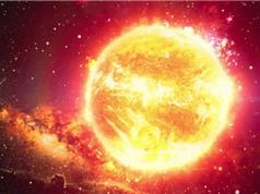 Ngôi sao sắp phát nổ lớn hơn Mặt Trời 1.400 lần