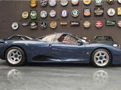 Cận cảnh siêu xe Jaguar XJR15 hiếm nhất thế giới