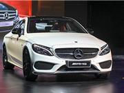 Mercedes-AMG C 43 Coupe ra mắt thị trường Việt giá 4,2 tỷ đồng