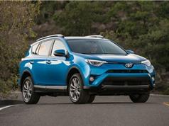 10 ôtô bán chạy nhất tại Mỹ nửa đầu năm 2017: Honda, Toyota áp đảo