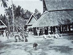 Ảnh cực hiếm về nước Lào hơn 100 năm trước