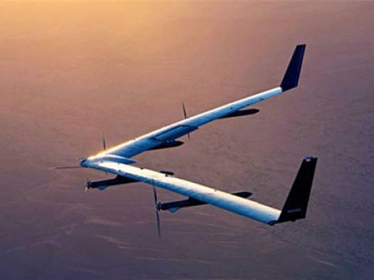 Máy bay phát Internet của Facebook thử nghiệm lần hai thành công