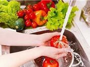 Tự chế hỗn hợp tẩy sạch hóa chất trên rau củ hiệu quả