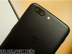 10 smartphone sở hữu camera tốt nhất thế giới: OnePlus 5 góp mặt
