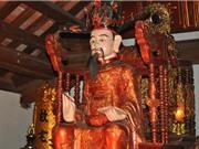 Kỳ thi đầu tiên và tấn bi kịch của thái sư Lê Văn Thịnh