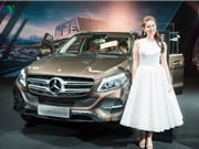 Chiêm ngưỡng dàn mỹ nhân xinh đẹp tại Mercedes-Benz Fascination 2017
