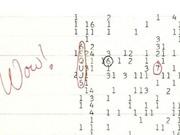 Giả thuyết mới về tín hiệu 'Wow!' nghi của người ngoài hành tinh