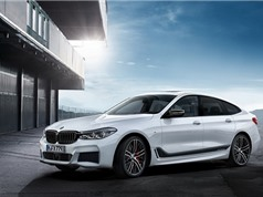 Chiêm ngưỡng vẻ đẹp của BMW 6-Series GT 2018