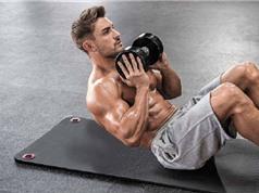 Clip: 3 động tác tập bụng mức độ nâng cao