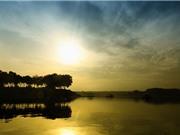 """Khám phá vẻ đẹp tiềm ẩn của hồ nước được mệnh danh là """"bản sao của Đà Lạt"""""""