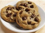 Tự làm bánh quy socola chip cực đơn giản