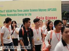 Odyssey ASEAN+3: Nhiều ý tưởng về năng lượng tái tạo được giới thiệu