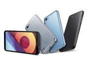 LG ra mắt 3 smartphone tầm trung thiết kế giống G6, nhận diện khuôn mặt