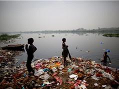 """Kỳ án môi trường ở Ấn Độ: Sông Hằng bị coi là nạn nhân của một vụ """"cố sát"""""""