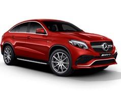 """Soi"" Mercedes GLE 43 4MATIC Coupe giá hơn 4 tỷ đồng"