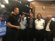 Lần đầu trình diễn 5G ở Việt Nam