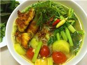 Đặc sản Hải Dương: Bún cá rô đồng và rươi Tứ Kỳ, nhắc là thèm