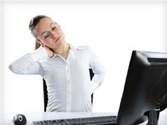 Clip: Bài tập giữ dáng, trị đau lưng cho nhân viên văn phòng