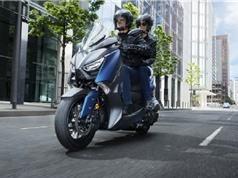 Soi chi tiết mẫu xe tay ga X-Max 400 2018 của Yamaha