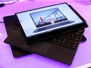 Trình làng laptop sạc không dây đầu tiên thế giới