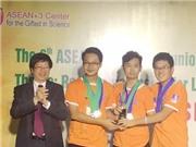 Bế mạc Hội trại khoa học APT JSO-6: Đội Việt Nam C giành giải nhất chung cuộc