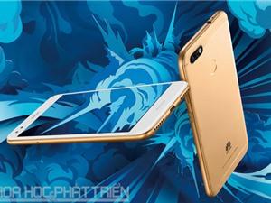 Cận cảnh smartphone cảm biến vân tay, RAM 3 GB, giá hấp dẫn