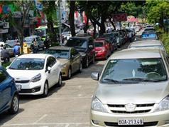 Quận 1 đề xuất tổ chức điểm giữ xe thông minh
