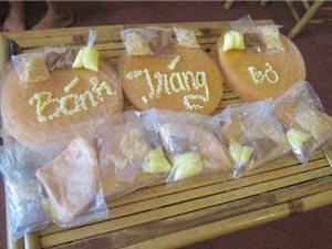 Về Tây Ninh nhớ ăn thử đặc sản bánh tráng bơ