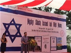 Ngày sách Israel tại Việt Nam thu hút đông đảo người tham dự