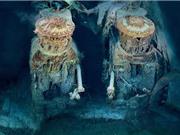 Loạt ảnh lần đầu tiên phát hiện tàu đắm Titanic năm 1985