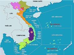 Bão số 2 tăng cấp hướng vào Thanh Hóa - Hà Tĩnh