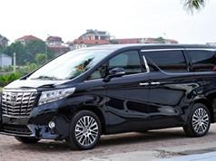 Toyota chuẩn bị phân phối mẫu xe hoàn toàn mới ở Việt Nam