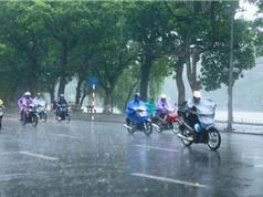 Bão số 2 đổ bộ vào đất liền, Bắc Trung Bộ mưa to đến rất to
