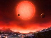 Vết đen rộng 120.000 km xuất hiện trên Mặt Trời