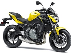 Naked bike tầm trung Kawasaki Z650 2018 nhận thêm màu sơn mới