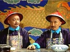 Hòa Thân và cuộc đấu trí với Lưu Dung