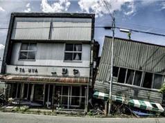 Chùm ảnh thảm họa động đất - sóng thần ở Nhật Bản 2011