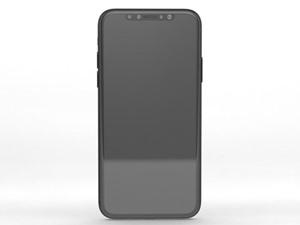 Lộ hình ảnh thiết kế iPhone 8