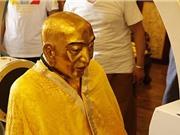 Xác ướp nguyên vẹn sau 1.000 năm của đại sư Phật giáo