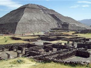 Đường hầm sang thế giới bên kia ẩn dưới kim tự tháp Mexico