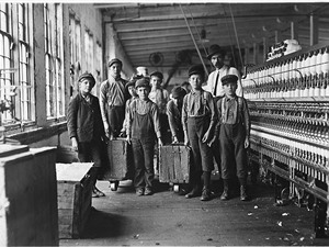 Cách mạng công nghiệp Mỹ khởi nguồn từ một vụ trộm?