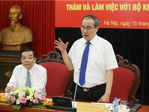 Thành phố Hồ Chí Minh: Khoa học giải bài toán nâng cao chất lượng tăng trưởng