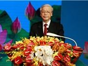 Lãnh đạo Bộ KH&CN dự kỷ niệm 55 năm quan hệ ngoại giao Việt - Lào