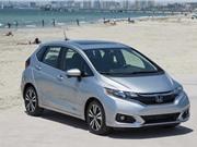 Honda Fit 2018 có giá từ 16.190 USD