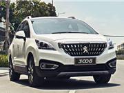 Peugeot 3008 giá 1,11 tỷ - đối thủ của Mazda CX-5 tại Việt Nam