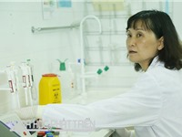 PGS-TS Hoàng Thị Thu Hà: Người coi vi khuẩn là của hồi môn
