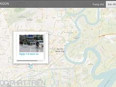 TPHCM: Ứng dụng GIS và mạng xã hội vào quản lý giao thông