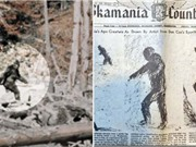Chi tiết giật mình về quái vật Bigfoot huyền thoại