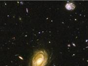"""Phát hiện dải ngân hà xa Trái Đất với khoảng cách """"không tưởng"""""""