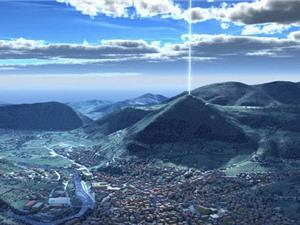 Kim tự tháp bí ẩn Bosnia dùng liên lạc ngoài hành tinh?